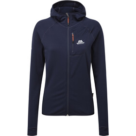 Mountain Equipment Eclipse Hooded Jacket Dame cosmos